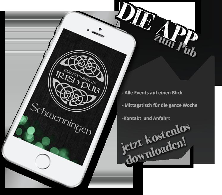 Irish Pub App