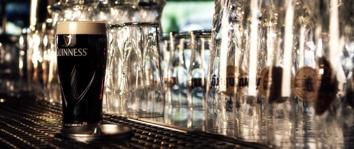speisekarte alkoholische getranke